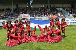 Международный фестиваль тюркских народов «Тюрк донъясы»