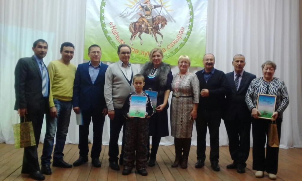 Региональный фестиваль башкирской народно-исторической песни